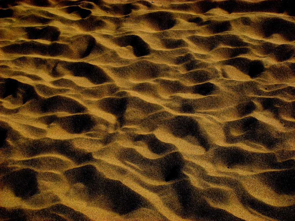Footprints in the Sand-0001